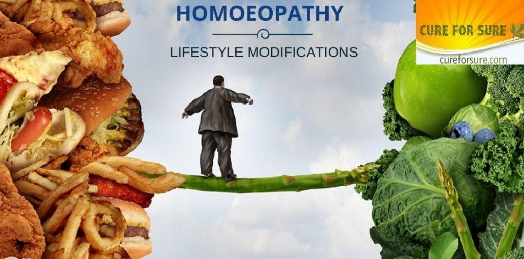 Importance of lifestyle modification