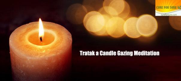 Tratak a Candle Gazing Meditation