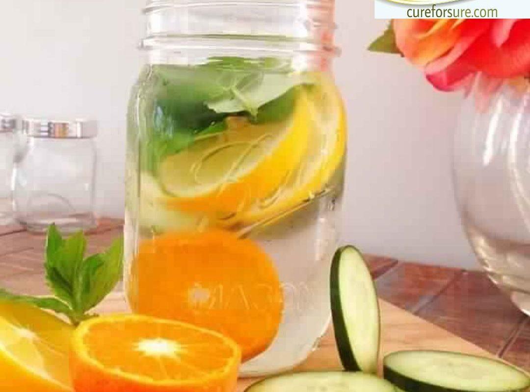 Healthy Detox water